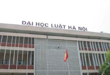 [2015] Đại học Luật Hà Nội tuyển sinh 2300 chỉ tiêu ảnh 1