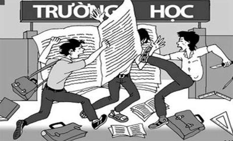 Các bước xử lý hành vi bạo lực học đường ảnh 2
