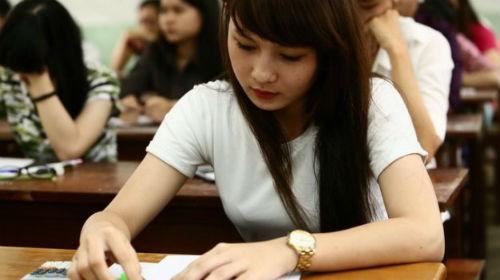 Hướng dẫn cách ghi phiếu đăng ký dự thi THPT 2015 ảnh 3