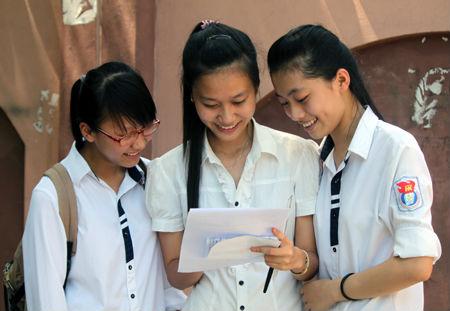 Kì Thi THPT Quốc Gia: Đề ngoại ngữ có thi viết - ảnh 1