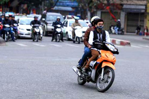 Mức phạt với 30 lỗi vi phạm giao thông thường gặp ảnh 4